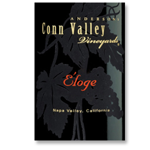 2010 Anderson's Conn Valley Vineyards Éloge Napa Valley