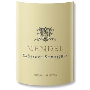 2013 Mendel Cabernet Savuginon Mendoza