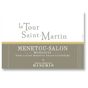 2013 Domaines Minchin La Tour Saint-Martin Menetou-Salon