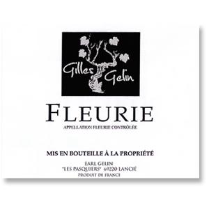 2013 Gilles Gelin Fleurie