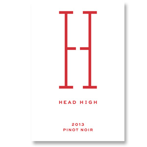 2013 Head High Pinot Noir Sonoma Coast