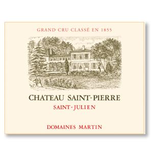 2010 Chateau Saint-Pierre Saint-Julien