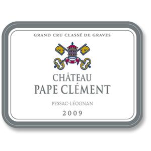 2009 Chateau Pape Clément Pessac-Léognan