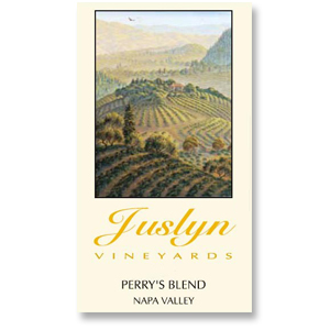 2012 Juslyn Vineyards Perry's Blend Spring Mountain District