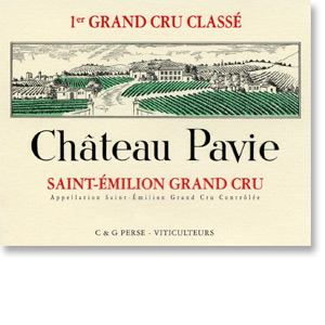2010 Chateau Pavie Saint-Émilion