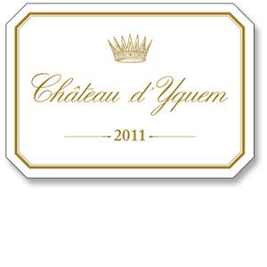 2011 Chateau d'Yquem Sauternes (375 mL)