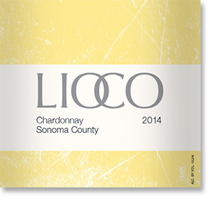 2014 LIOCO Chardonnay Sonoma County