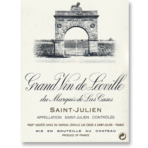 2005 Château Leoville Las Cases Saint-Julien