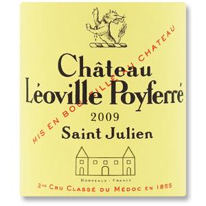 2009 Chateau Leoville Poyferre Saint Julien