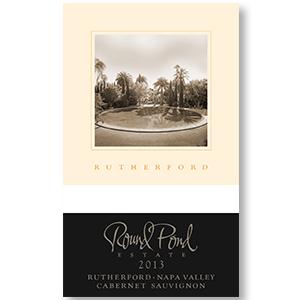 2013 Round Pond Estate Cabernet Sauvignon Rutherford