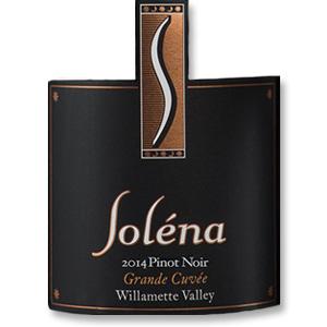 2014 Solena Estate Pinot Noir Grande Cuvee