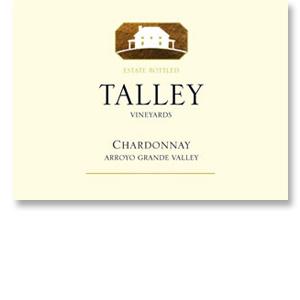 2013 Talley Vineyards Chardonnay Estate Arroyo Grande Valley