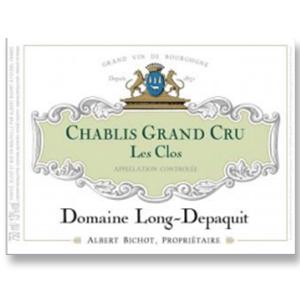 2010 Domaine Long Depaquit Albert Bichot Chablis Les Clos