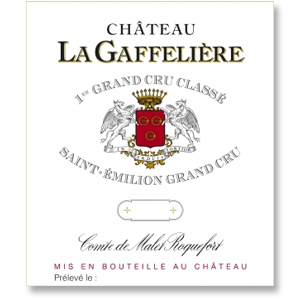 2009 Chateau La Gaffeliere Saint Emilion Grand Cru