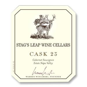 2013 Stag's Leap Wine Cellars Cabernet Sauvignon Cask 23
