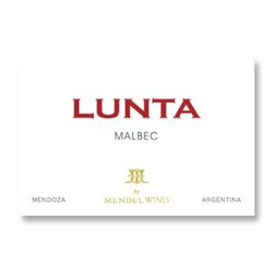 2013 Mendel Malbec Lunta Mendoza