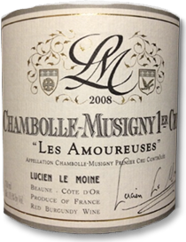2007 Lucien Le Moine Chambolle-Musigny Les Amoureuses