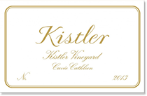 2013 Kistler Vineyards Chardonnay Kistler Vineyard Cuvee Cathleen Russian River Valley