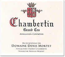 2001 Domaine Denis Mortet Chambertin