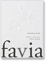 2013 Favia Cerro Sur Red Wine Napa Valley
