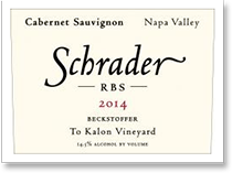 2006 Schrader Cellars Cabernet Sauvignon T6 Beckstoffer To-Kalon Vineyard Napa Valley