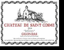2009 St. Cosme Gigondas Les Claux