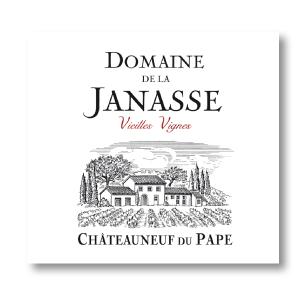 2012 Domaine de la Janasse Chateauneuf-du-Pape Vieilles Vignes