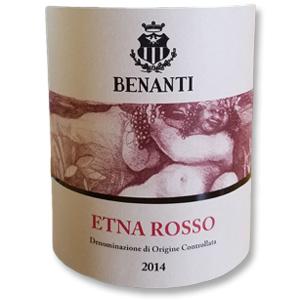 2012 Benanti Etna Rosso Di Verzella