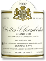 1999 Domaine Joseph Roty Griottes-Chambertin