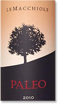 2010 Le Macchiole Paleo Rosso Toscana