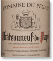 2006 Pegau Chateauneuf-du-Pape Cuvee Laurence