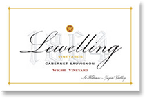 2007 Lewelling Estate Cabernet Sauvignon Wight Vineyard Napa Valley