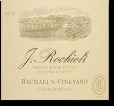 2009 Rochioli Vineyards Chardonnay Rachael's Vineyard Russian River Valley