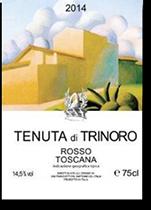 2008 Tenuta Di Trinoro Tenuta Di Trinoro Toscana Rosso
