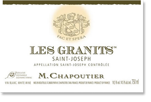 2010 Maison Chapoutier Saint-Joseph Les Granits