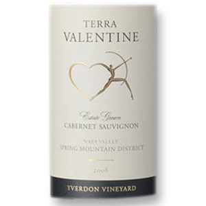 2005 Terra Valentine Cabernet Sauvignon Yverdon Vineyard Spring Mountain District
