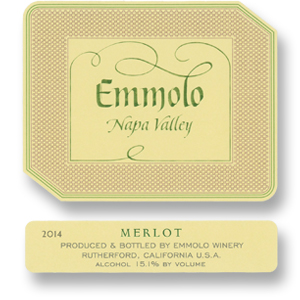 2014 Emmolo Merlot Napa Valley (Wagner Family of Wine)