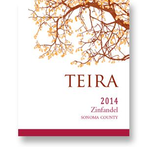 2014 Teira Wines Zinfandel Sonoma County