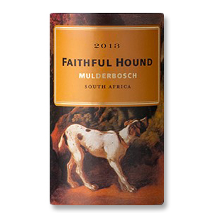 2013 Mulderbosch Vineyards Mulderbosch Faithful Hound