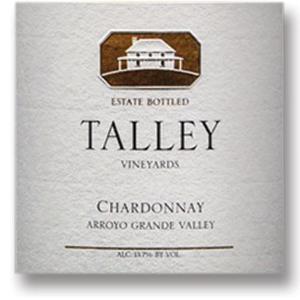 2014 Talley Vineyards Estate Chardonnay Arroyo Grande Valley