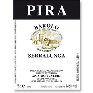 2011 Luigi Pira Barolo Serralunga