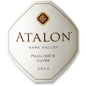 2012 Atalon Pauline's Cuvee Proprietary Red Napa Valley