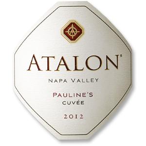 2012 Atalon Pauline's Cuvee Proprietary Red Napa Valley