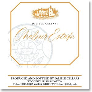 2014 DeLille Cellars Chaleur Estate Blanc