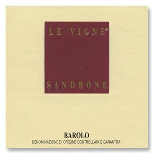 2012 Luciano Sandrone Barolo Le Vigne DOCG