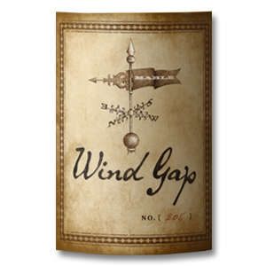2010 Wind Gap Chardonnay Sonoma Coast