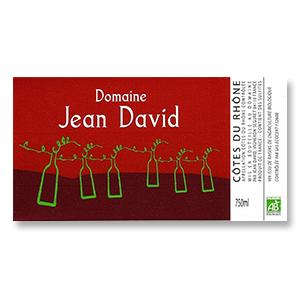 2014 Domaine Jean David Cotes du Rhone
