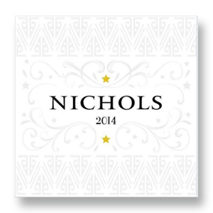 2014 Nichols Cabernet Sauvignon Rutherford Napa Valley