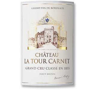 2010 Chateau La Tour Carnet Haut Medoc