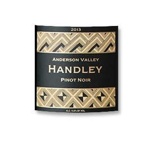2013 Handley Cellars Pinot Noir Anderson Valley